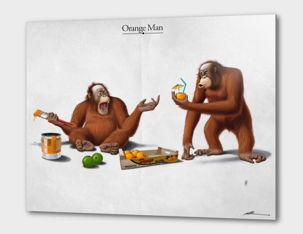 Orange Man