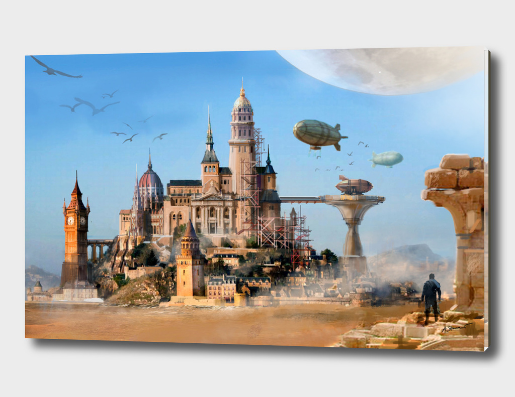The Lost Desert City