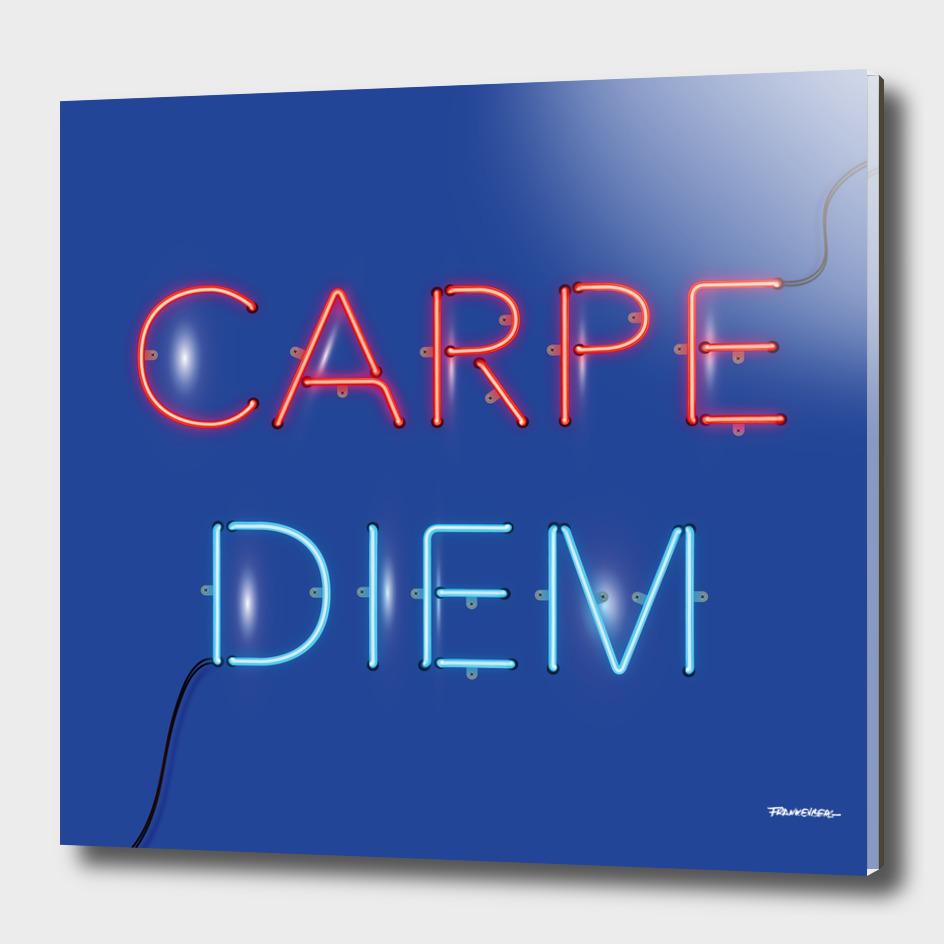 CARPE DIEM - Blue