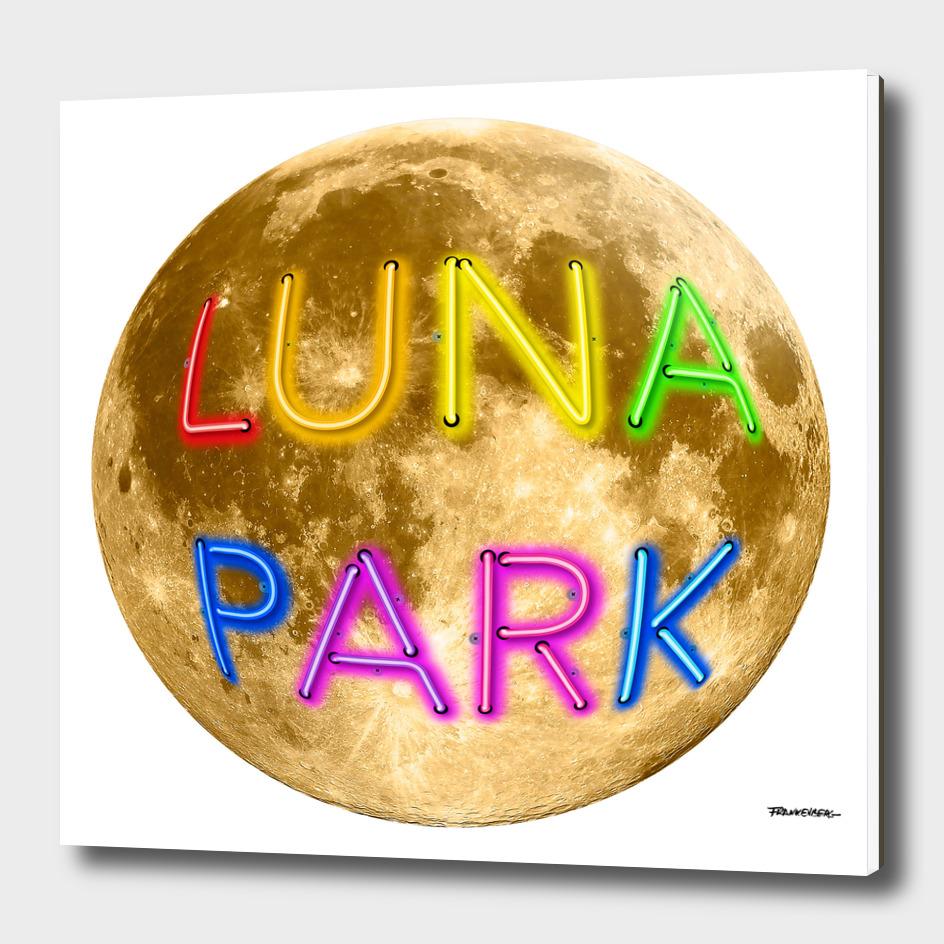Luna Park - Moonage - round
