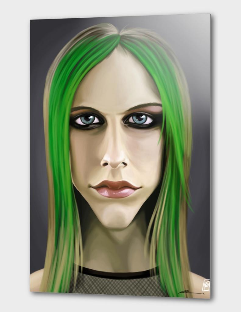Celebrity Sunday ~ Avril Lavigne