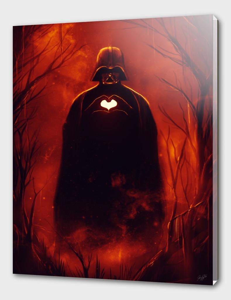 Heart Vader