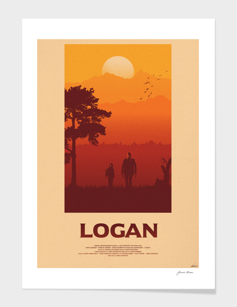 One Last Time - Logan