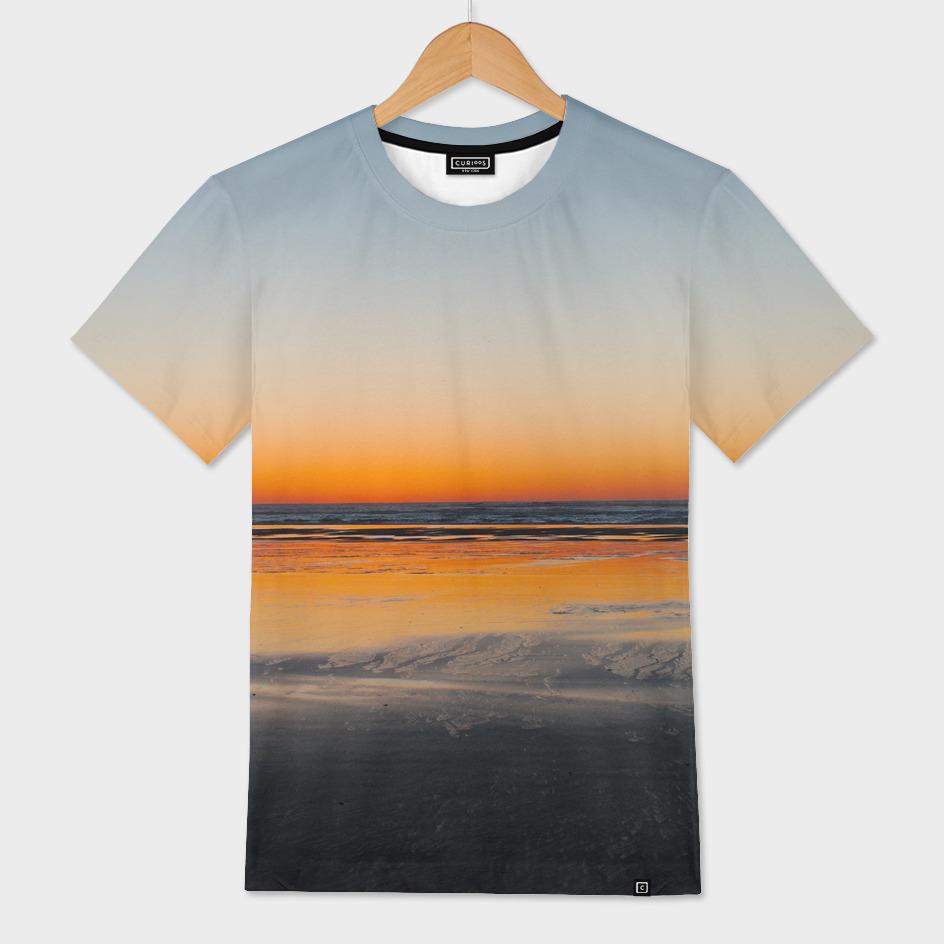 Pacific Sun Down