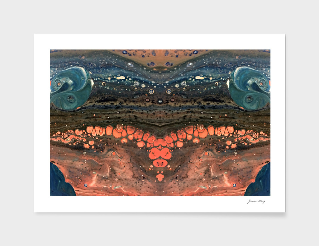 Shrimp & Blue Lagoon Series 10