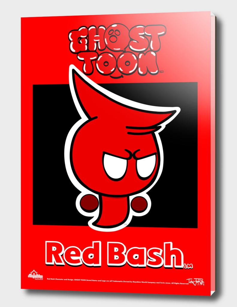 GHOSTTOON™ Series - Red Bash