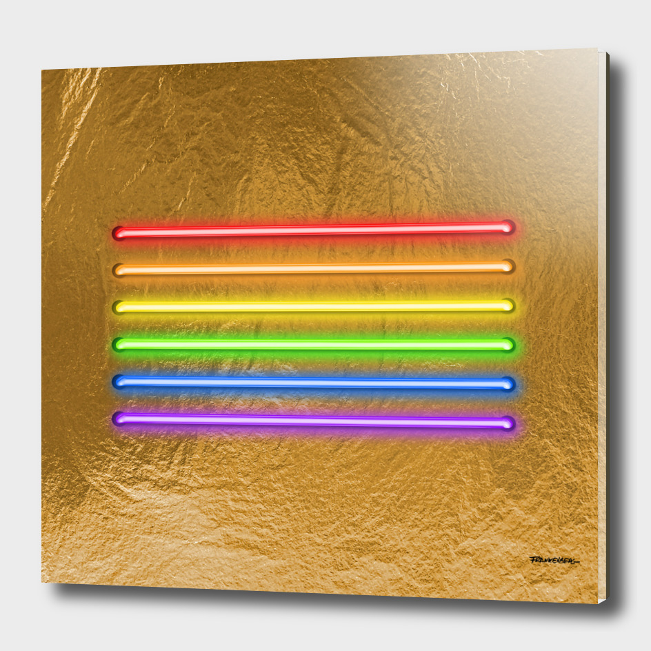 Flag Equality - gold
