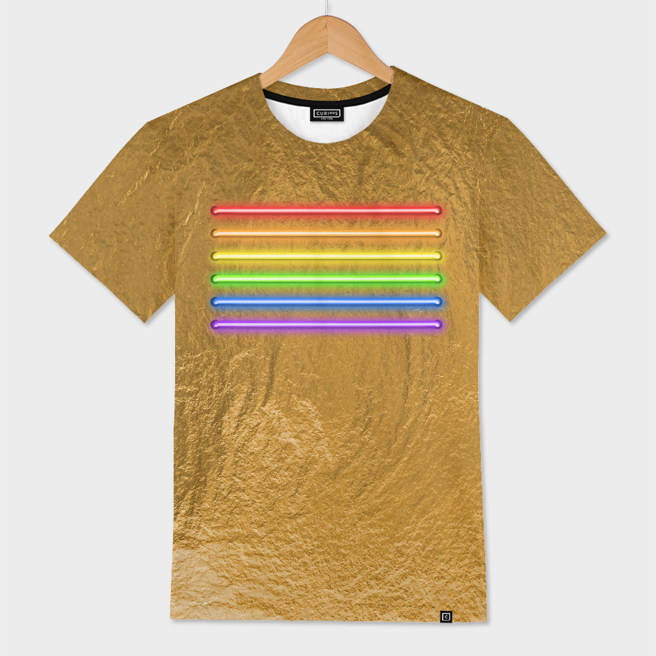 Flag Equality - gold