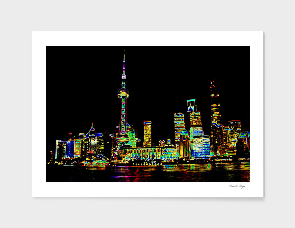 Shangai Colors