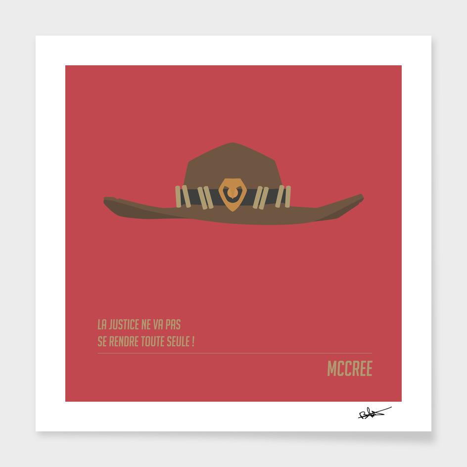 Mccree - Chasseur de primes