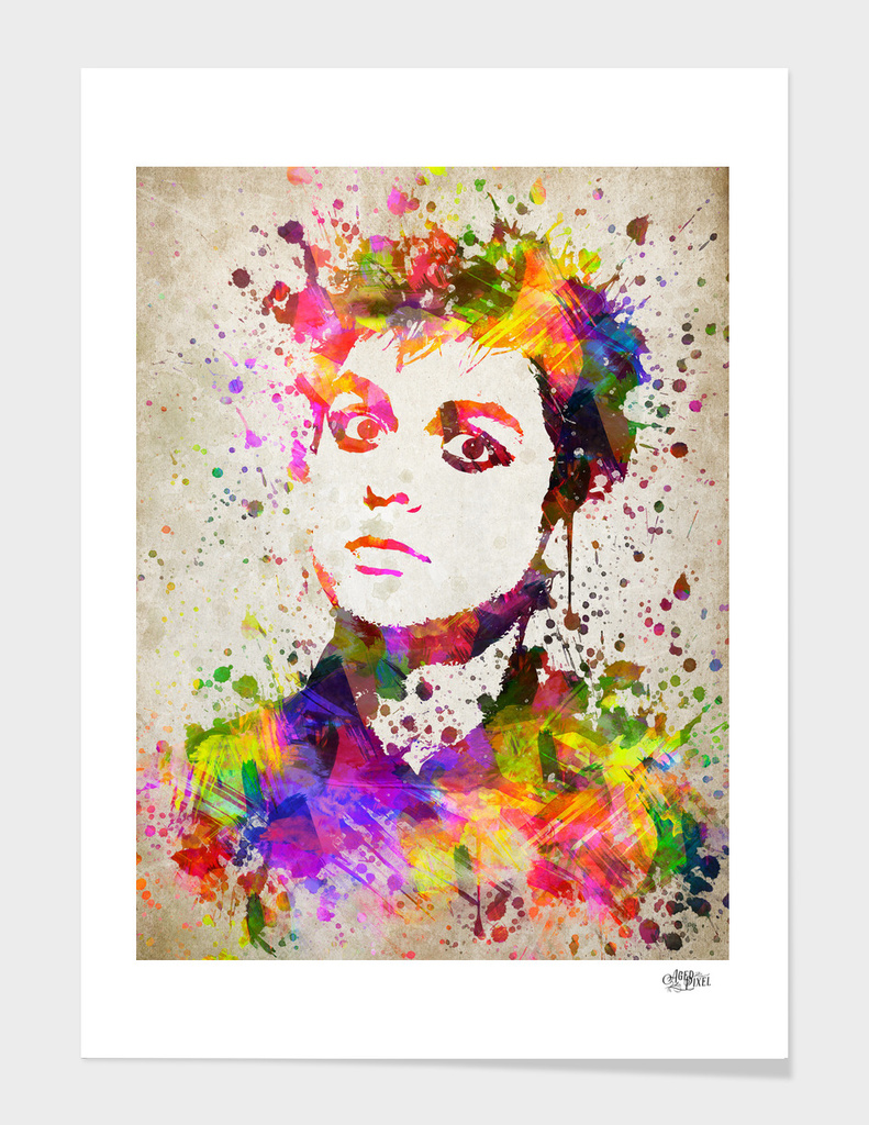 Billie Joe Armstrong in Color
