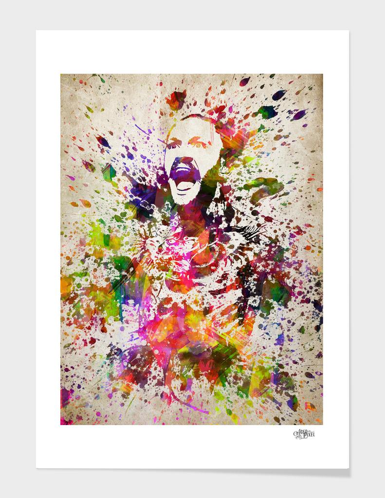 Conor McGregor in Color