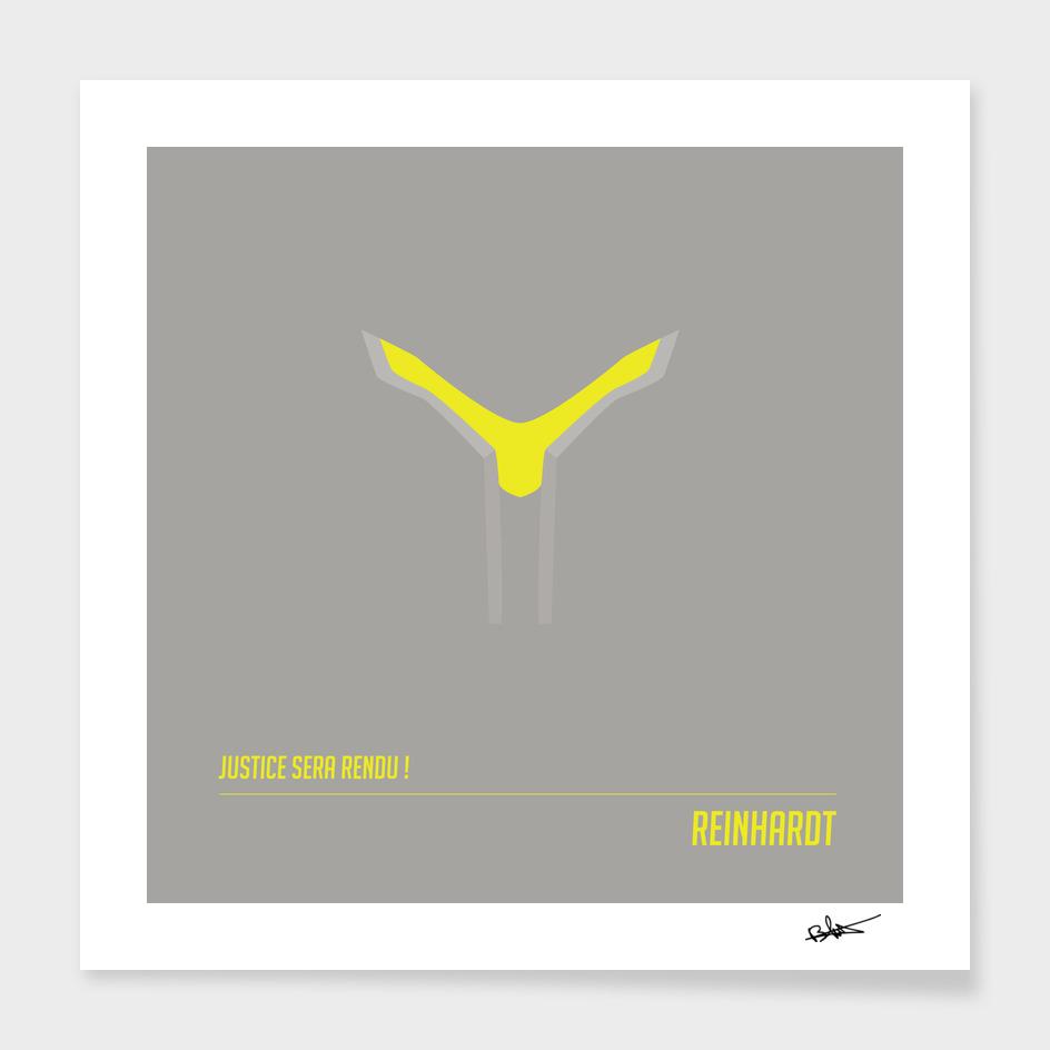 Reinhardt - Aventurier