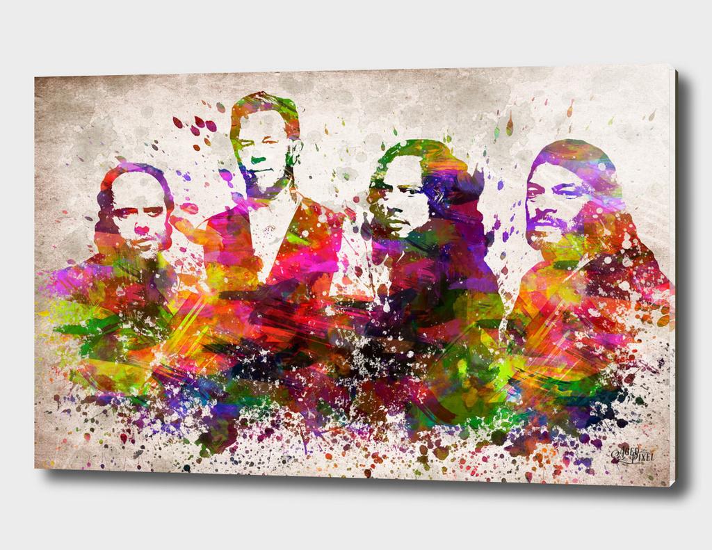 Metallica in Color