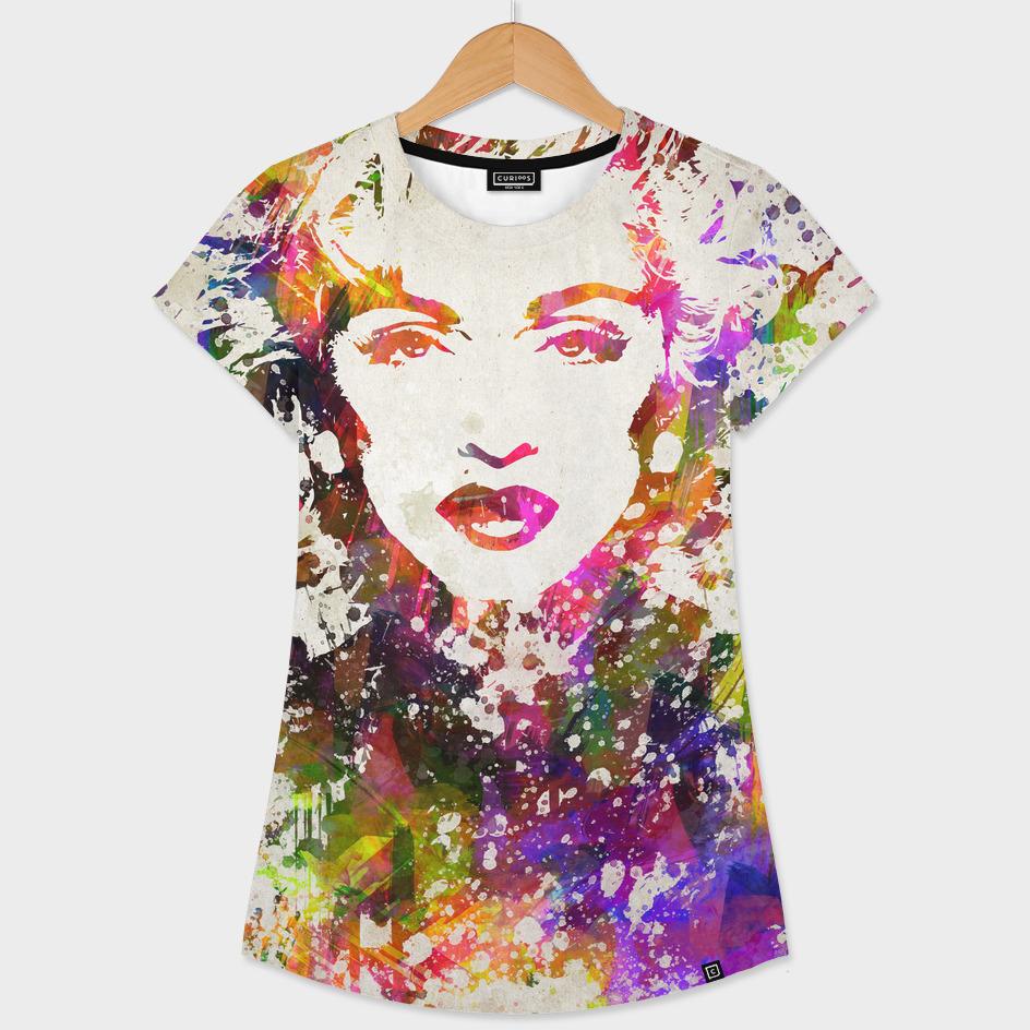Madonna in Color