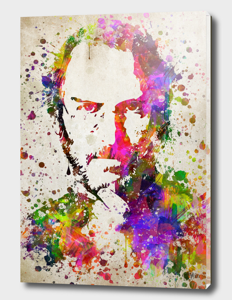 Steve Jobs In Color