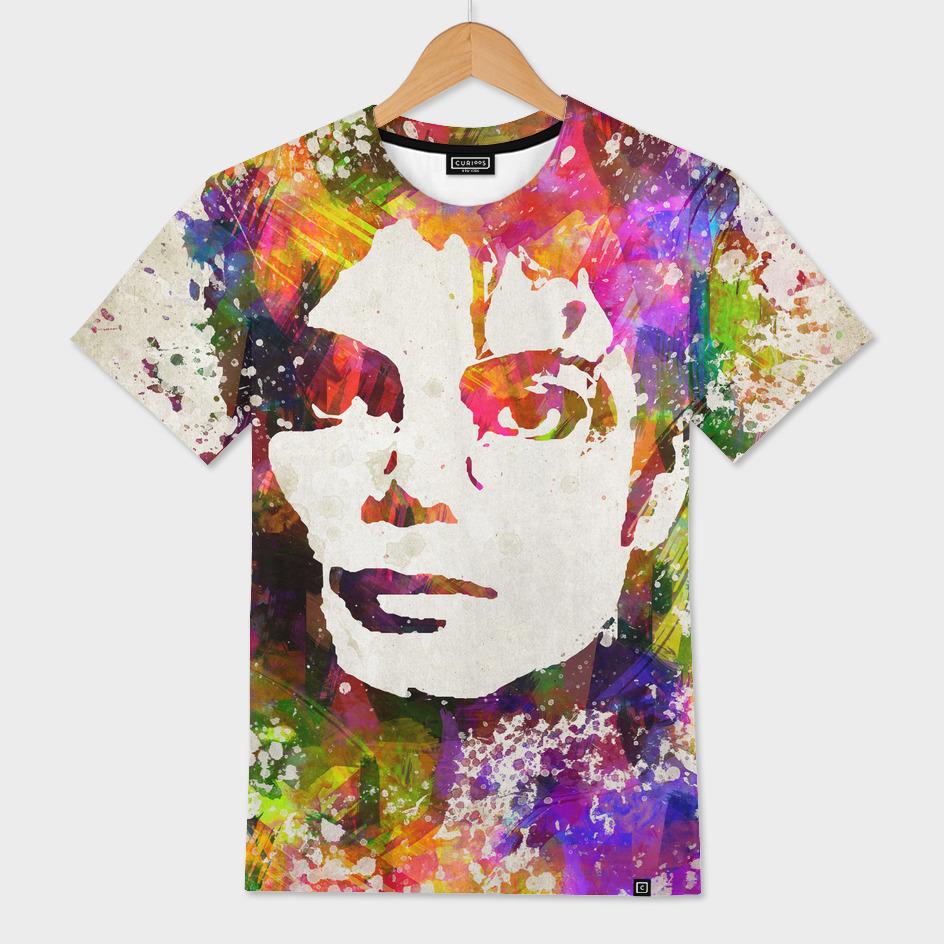 Michael Jackson in Color
