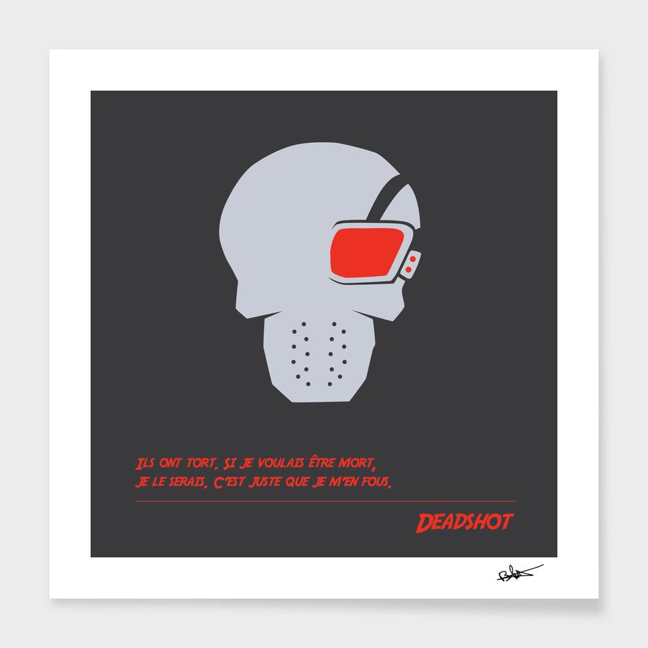 Deadshot - Tueur d'élites