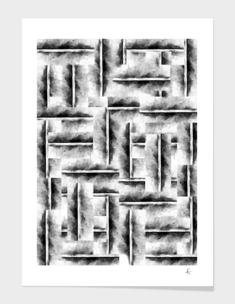 geometric ink