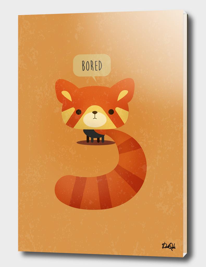 Little Furry Friends - Red Panda