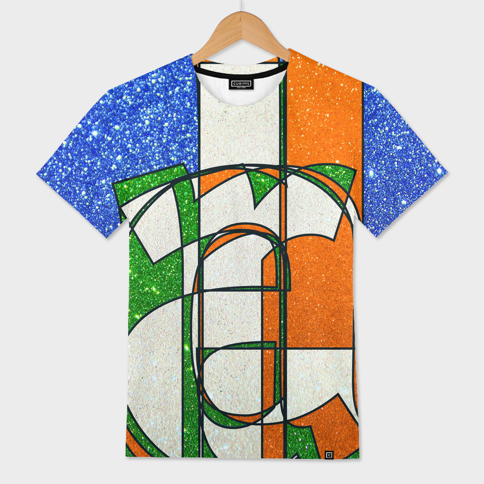 IRELAND - Glitter
