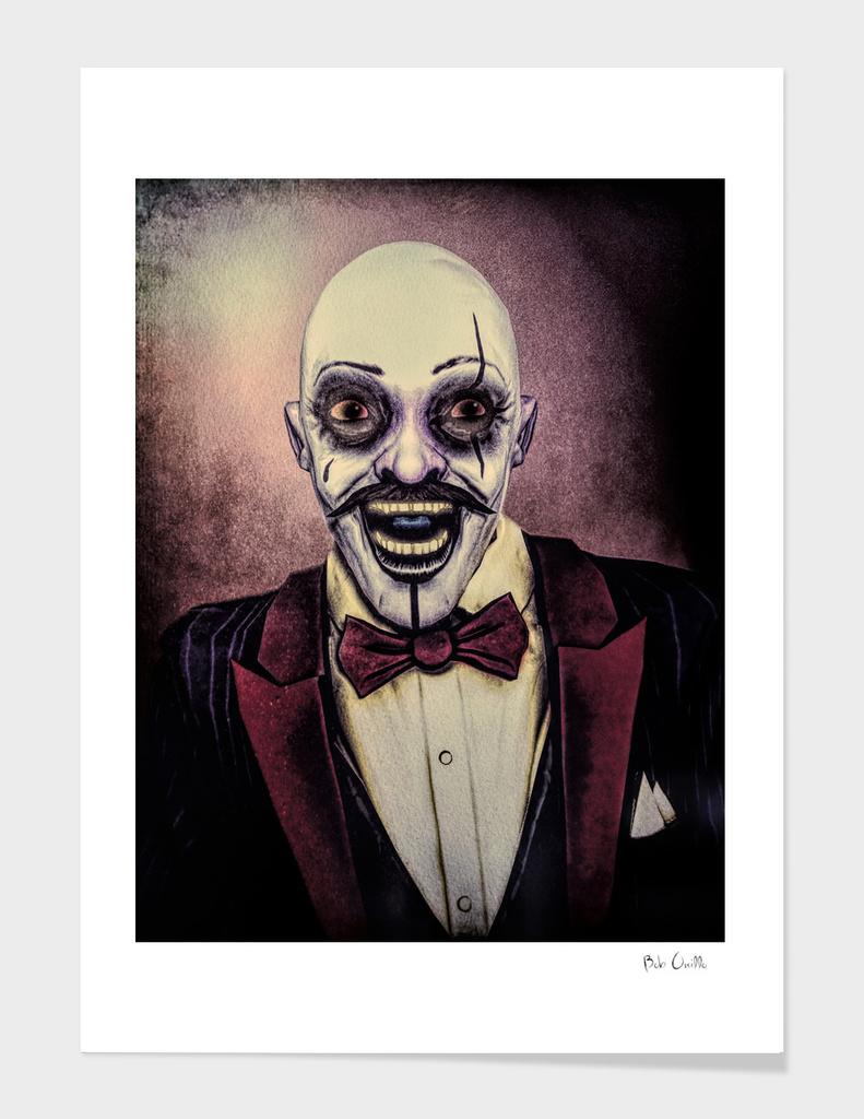 Creepy MF Clown