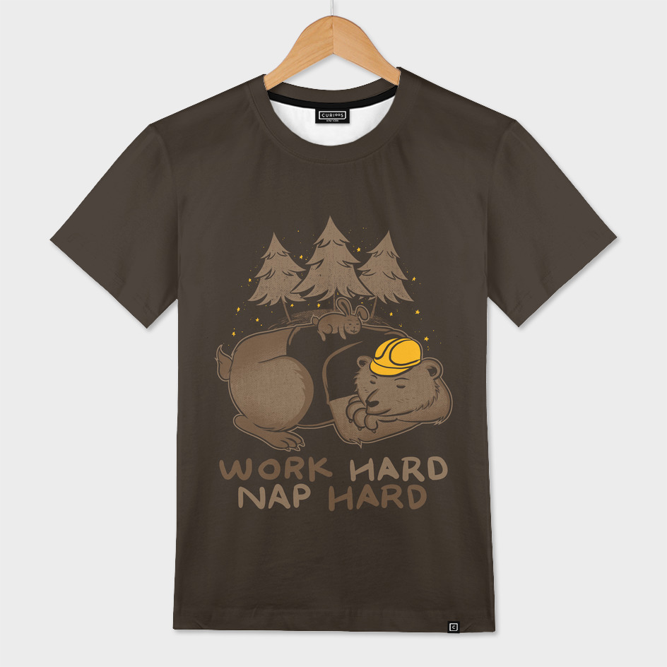 Work Hard Nap Hard