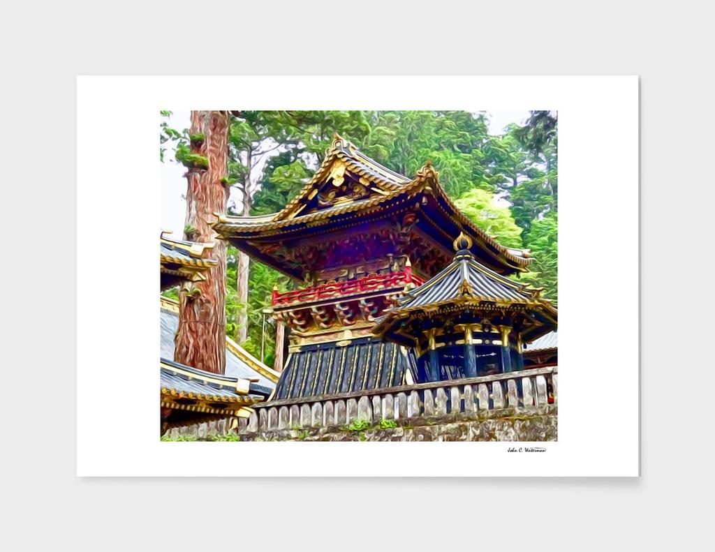Nikko Shrine, Japan
