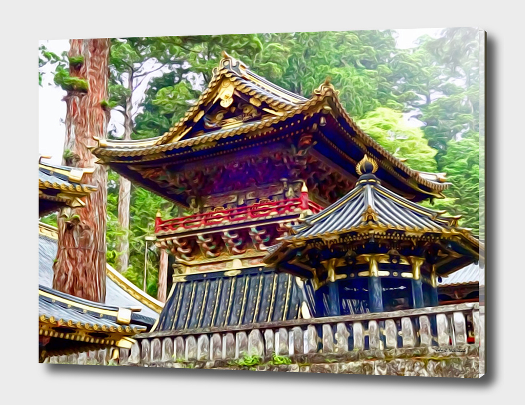 Nikko Shrine, Japan