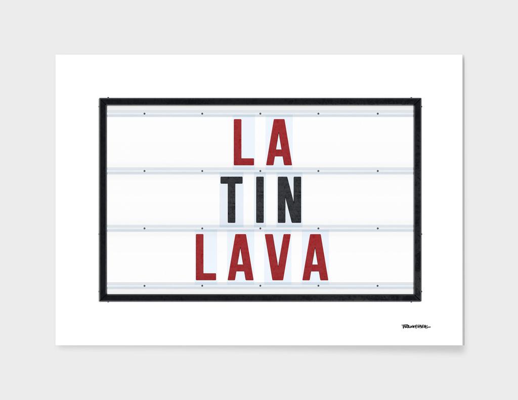 Latin Lava