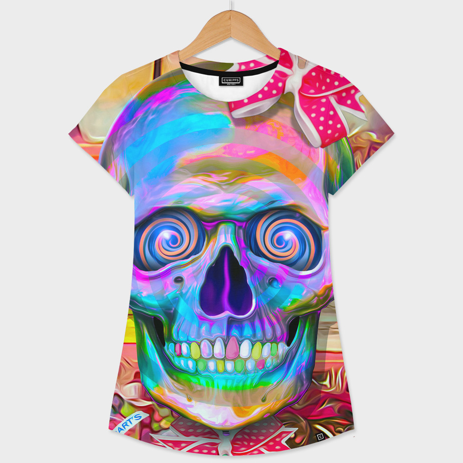 Candy Shop Skull