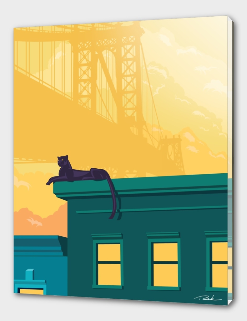 Urban jaguar