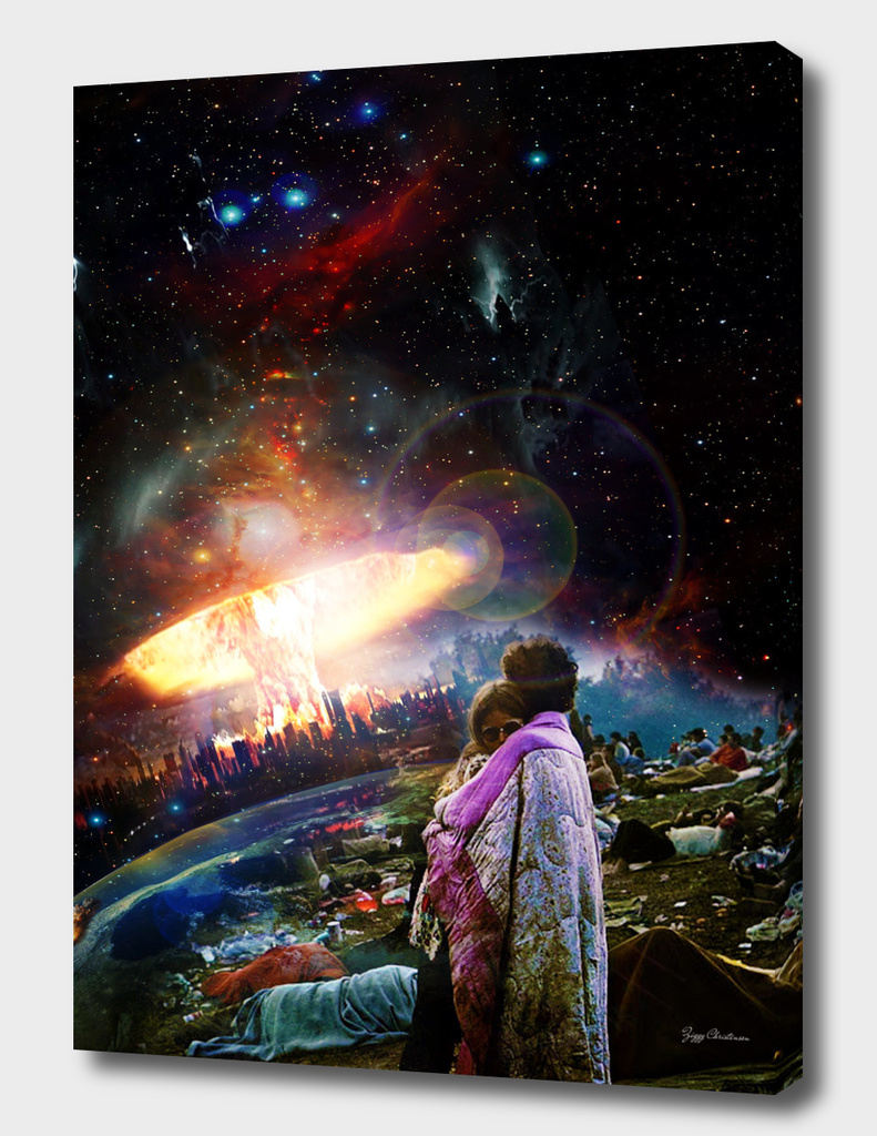 Woodstock Stop Trident