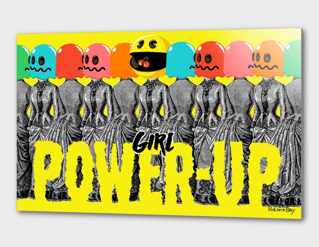 Girl Power-Up