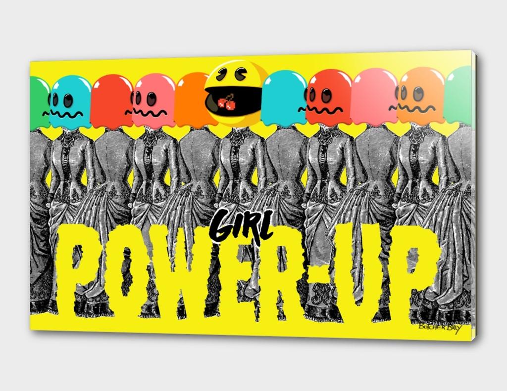 Girl Power-Up