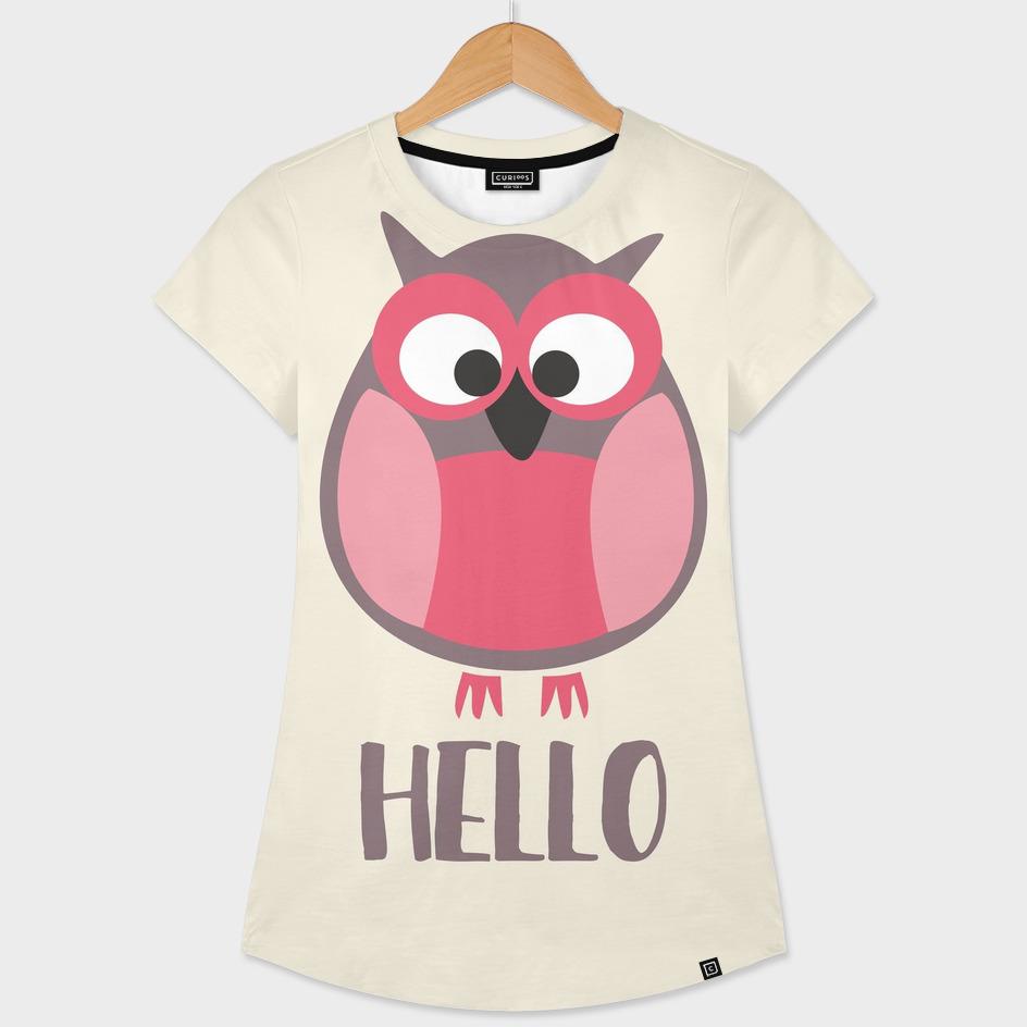 Hello owl