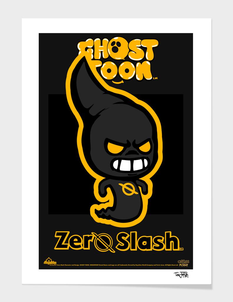 GHOST TOON™ Zero Slash by TevJokah for Rayshine World