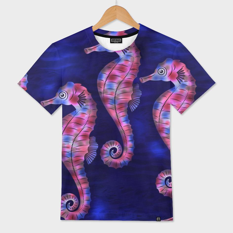 C1.3D Seahorse