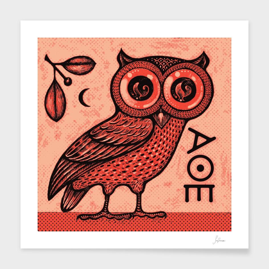 Athena's Owl