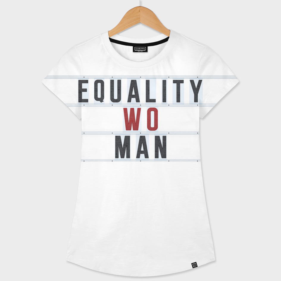 Equality Wo Man