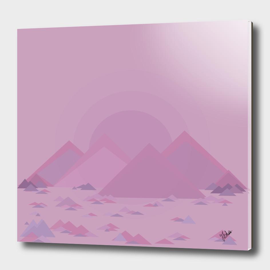 Lilac Mountain