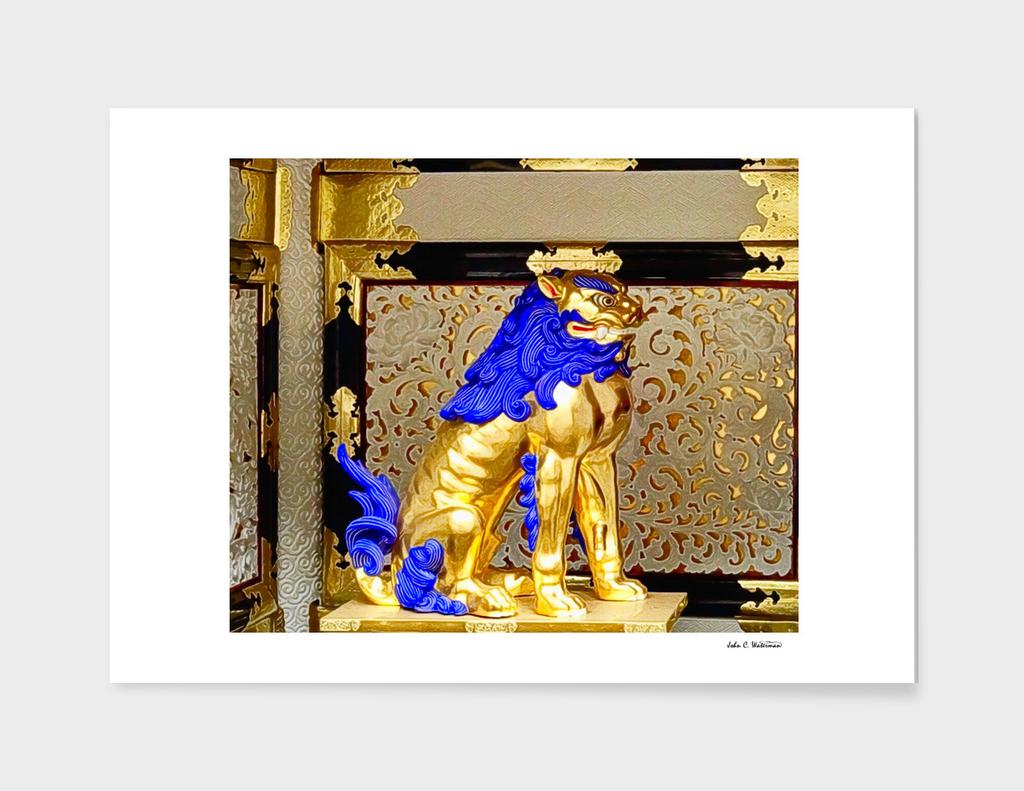 Gorudenraion, golden lion