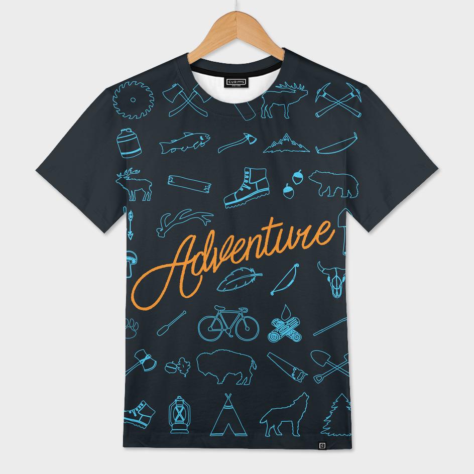 Find adventure