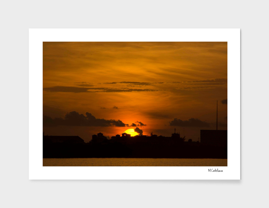 Sunrise Cancun