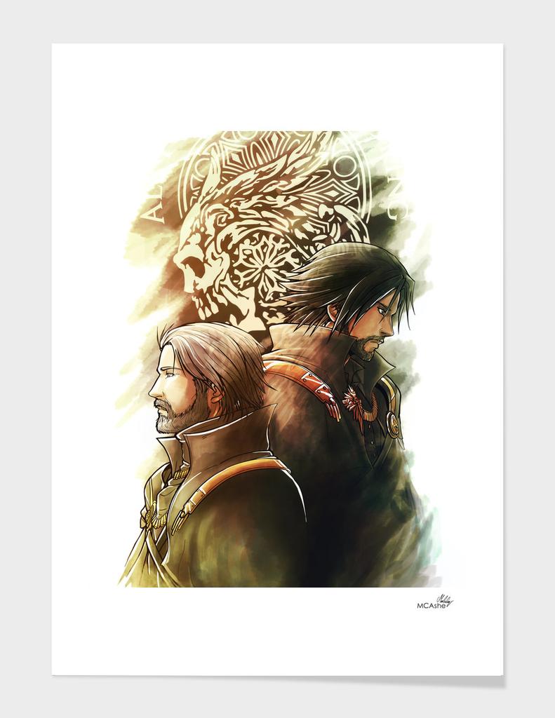 King and Prince ( Final fantasy XV )