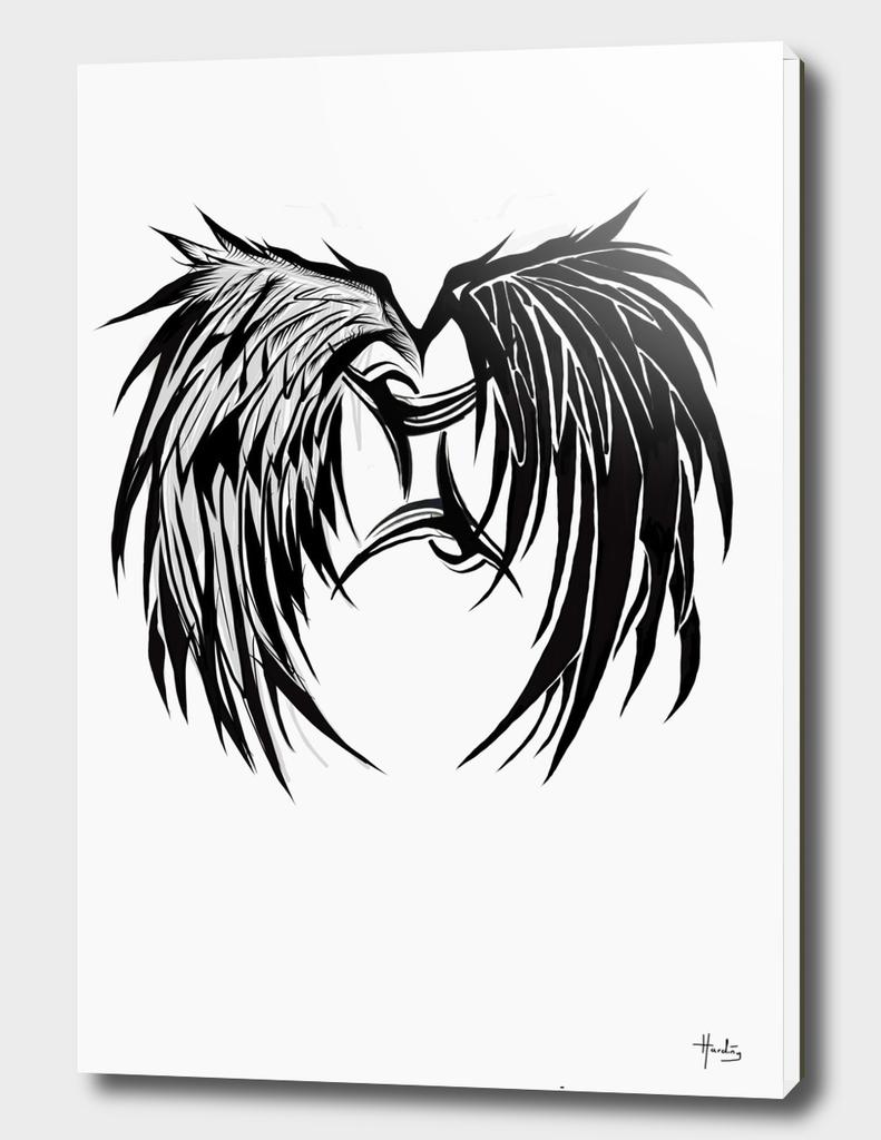 Wings of Yin and Yang