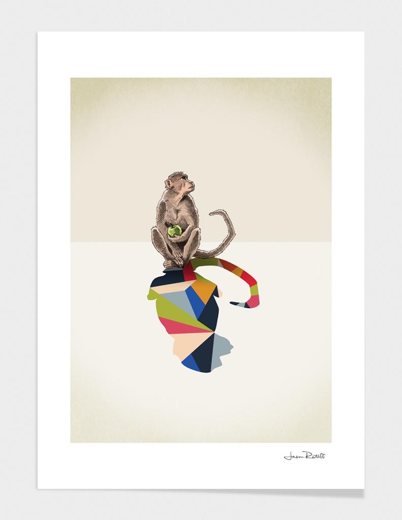 Walking Shadow, Monkey