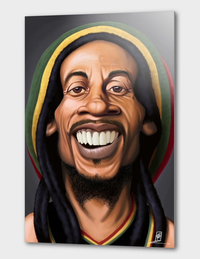 Celebrity Sunday - Bob Marley