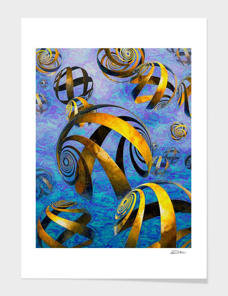 Helix Spheres