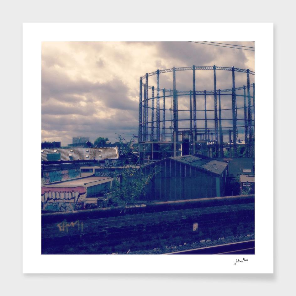 Gasometer, London